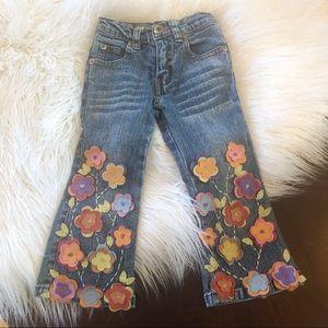 Lipstik 2T Girl's Jeans